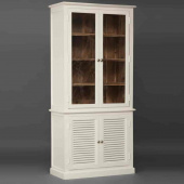 Шкаф книжный Secret De Maison RIVIERA ( mod.2126) antique white